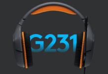 Logitech G231