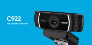 camera logitech c922 pro