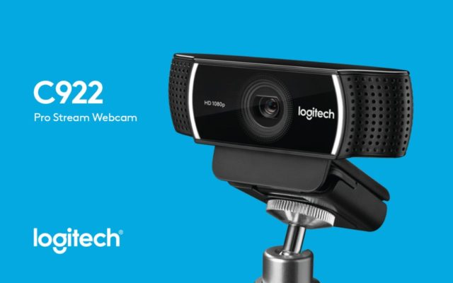 logitechc922pro