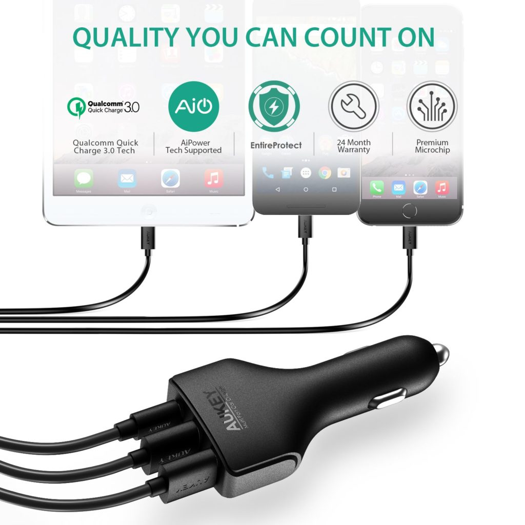 aukeychargercable