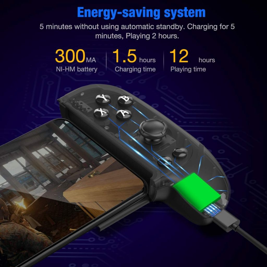 beboncool battery life