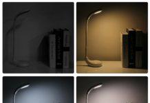 lampada aukey mini