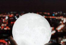lampada luna albrillo