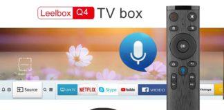leelbox andorid box tv