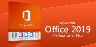 microsoft office 2019 professional key