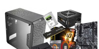 pc gaming entry level aprile 2019